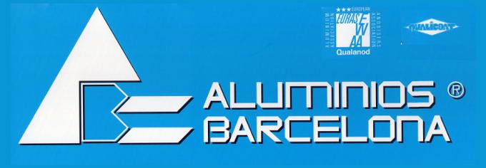 Logo Aluminios Barcelona