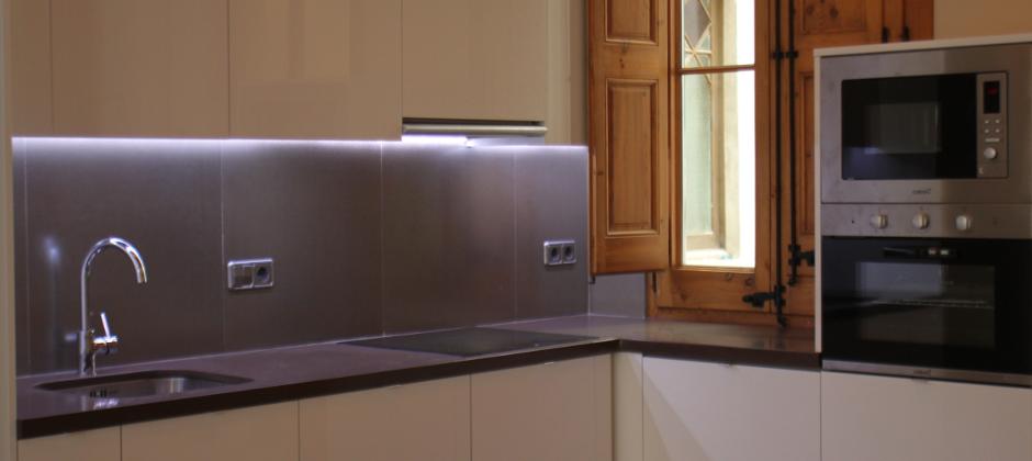 Aluminio en la cocina