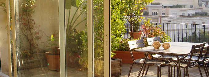 Cerramientos de Veranda o Aluminio